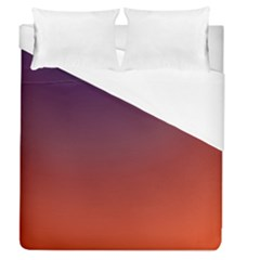 Course Colorful Pattern Abstract Duvet Cover (queen Size)