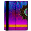 Air And Stars Global With Some Guitars Pop Art Samsung Galaxy Tab 10.1  P7500 Flip Case View2