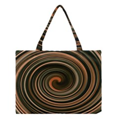 Strudel Spiral Eddy Background Medium Tote Bag by Nexatart