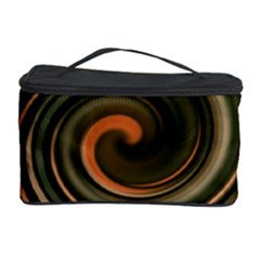 Strudel Spiral Eddy Background Cosmetic Storage Case