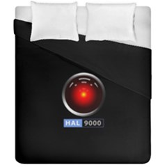 Hal 9000 Duvet Cover Double Side (california King Size)