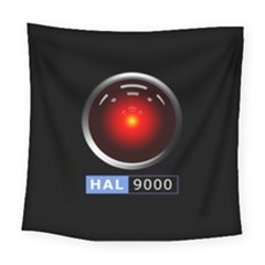 Hal 9000 Square Tapestry (large)