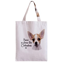 Chihuahua Classic Tote Bag by Valentinaart