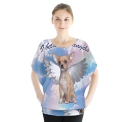 Angel Chihuahua Blouse