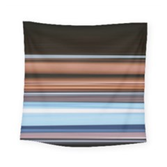 Color Screen Grinding Square Tapestry (small) by Nexatart