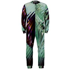 Out Of Time Glass Pearl Flowag Onepiece Jumpsuit (men)
