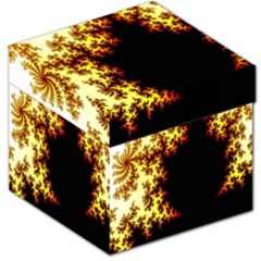 A Fractal Image Storage Stool 12   by Nexatart