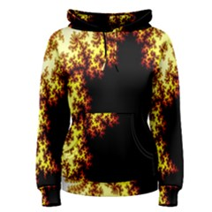 A Fractal Image Women s Pullover Hoodie