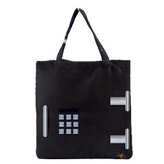 Safe Vault Strong Box Lock Safety Grocery Tote Bag by Nexatart