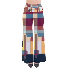 Patchwork Pants by digitaldivadesigns