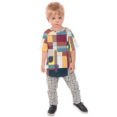 Patchwork Kids  Raglan Tee by digitaldivadesigns