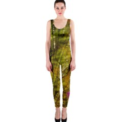 Dragonfly Dragonfly Wing Insect Onepiece Catsuit