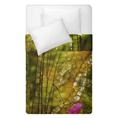 Dragonfly Dragonfly Wing Insect Duvet Cover Double Side (single Size) by Nexatart
