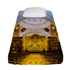 Church The Worship Quito Ecuador Fitted Sheet (single Size)