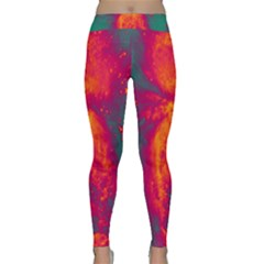 Space Classic Yoga Leggings by Valentinaart