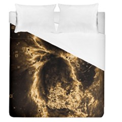 Space Duvet Cover (queen Size)