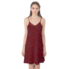 Red Roses Field Camis Nightgown