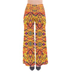 Colorful Vibrant Ornate Pants by dflcprintsclothing