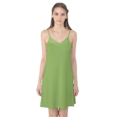Trendy Basics   Trend Color Greenery Camis Nightgown by tarastyle