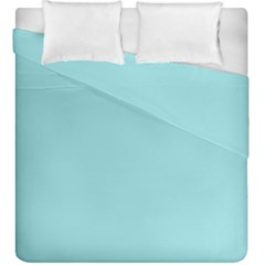 Trendy Basics   Trend Color Island Paradise Duvet Cover Double Side (king Size) by tarastyle