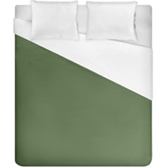 Trendy Basics   Trend Color Kale Duvet Cover (california King Size) by tarastyle