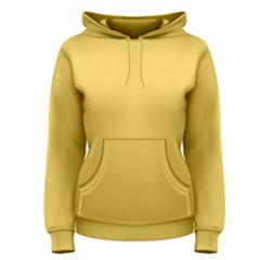 Trendy Basics   Trend Color Primerose Yellow Women s Pullover Hoodie by tarastyle