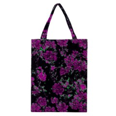 Floral Dreams 12 A Classic Tote Bag by MoreColorsinLife
