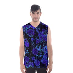 Floral Dreams 12 B Men s Basketball Tank Top by MoreColorsinLife