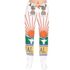 Seal Of Indian State Of Arunachal Pradesh  Drawstring Pants
