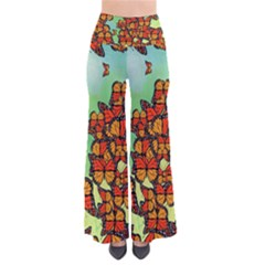 Monarch Butterflies Pants by linceazul
