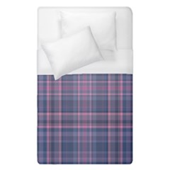 Plaid Design Duvet Cover (single Size)