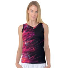 Fire Women s Basketball Tank Top