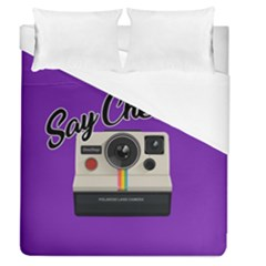 Say Cheese Duvet Cover (Queen Size)