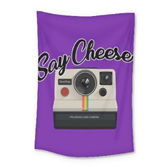 Say Cheese Small Tapestry