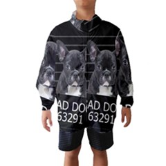 Bad Dog Wind Breaker (kids)