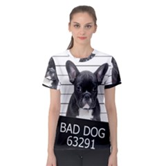 Bad Dog Women s Sport Mesh Tee