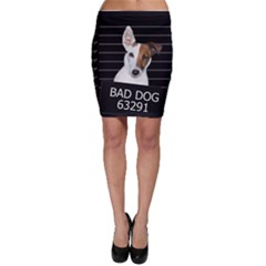 Bad Dog Bodycon Skirt