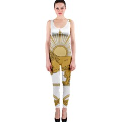 Lion & Sun Emblem Of Persia (iran) Onepiece Catsuit by abbeyz71