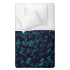 Leaf Pattern Duvet Cover (single Size) by berwies