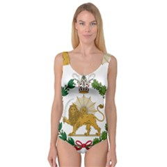 Imperial Coat Of Arms Of Persia (iran), 1907 1925 Princess Tank Leotard  by abbeyz71