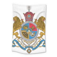 Sovereign Coat Of Arms Of Iran (order Of Pahlavi), 1932 1979 Small Tapestry by abbeyz71