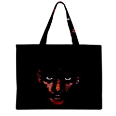 Wild Child  Zipper Mini Tote Bag by Valentinaart