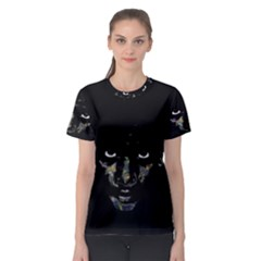Wild Child  Women s Sport Mesh Tee by Valentinaart