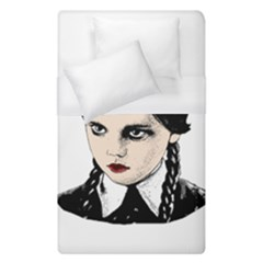 Wednesday Addams Duvet Cover (single Size)
