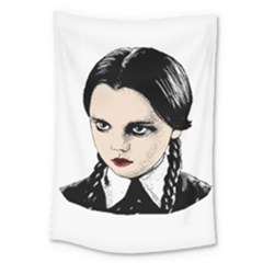 Wednesday Addams Large Tapestry