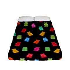 Candy Pattern Fitted Sheet (full/ Double Size)