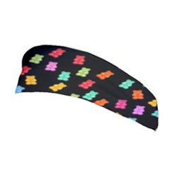 Candy Pattern Stretchable Headband