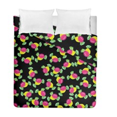 Candy Pattern Duvet Cover Double Side (full/ Double Size)