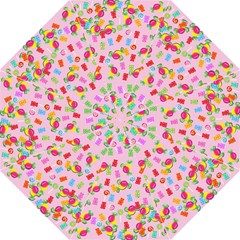 Candy Pattern Straight Umbrellas by Valentinaart