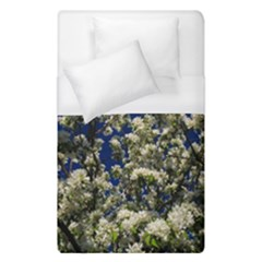 Floral Skies Duvet Cover (single Size) by dawnsiegler